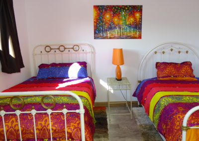 chambre lits simples étage